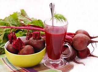 Свекольный сок за здоровое сердце