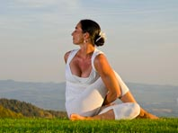 Йога снижает давление у людей с прегипертонией