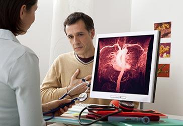 Диетотерапия при артериальной гипертензии