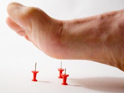 Как помочь своим ногам?