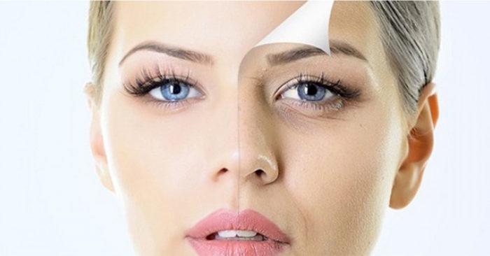 Маска для лица из желатина, меда, глицерина и ацетилсалициловой кислоты