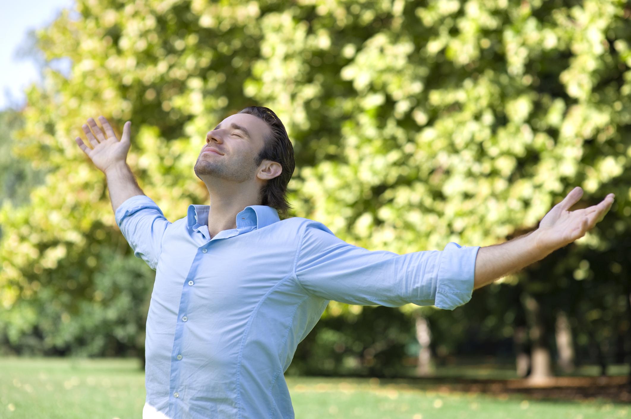 Правильное дыхание омолаживает весь организм
