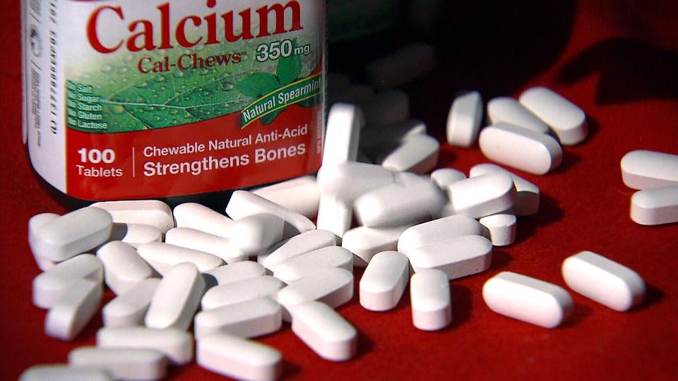 Пищевые добавки с кальцием не повышают риск проблем с сердцем