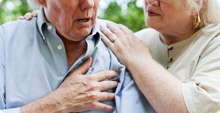 Факторы риска по сердечному приступу