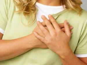Женское сердце болеет чаще