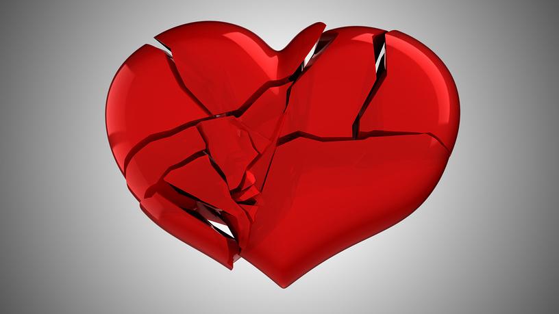 Как вылечить разбитое сердце?