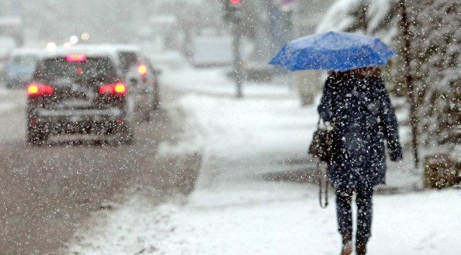 Снегопады повышают риск обширных инфарктов