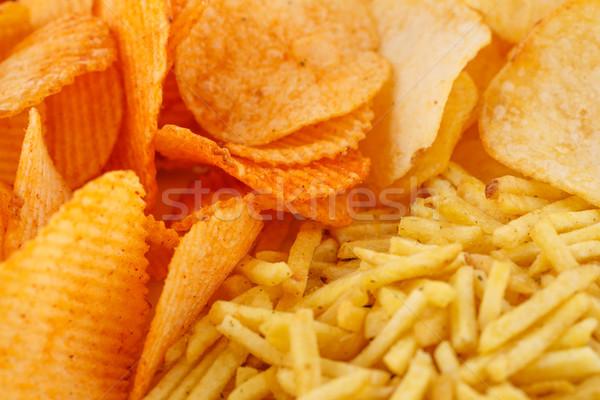 Чипсы и картофель фри опасны для здоровья сердца