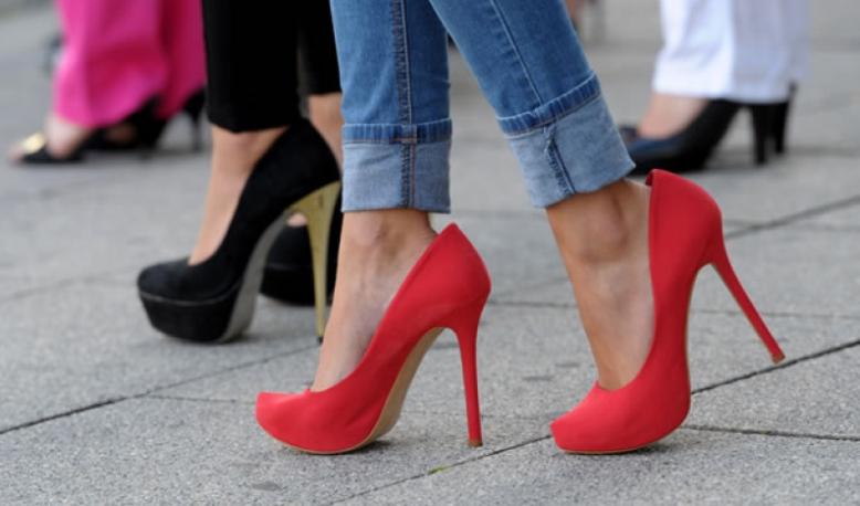 Мода на высокий каблук. Плюсы и минусы
