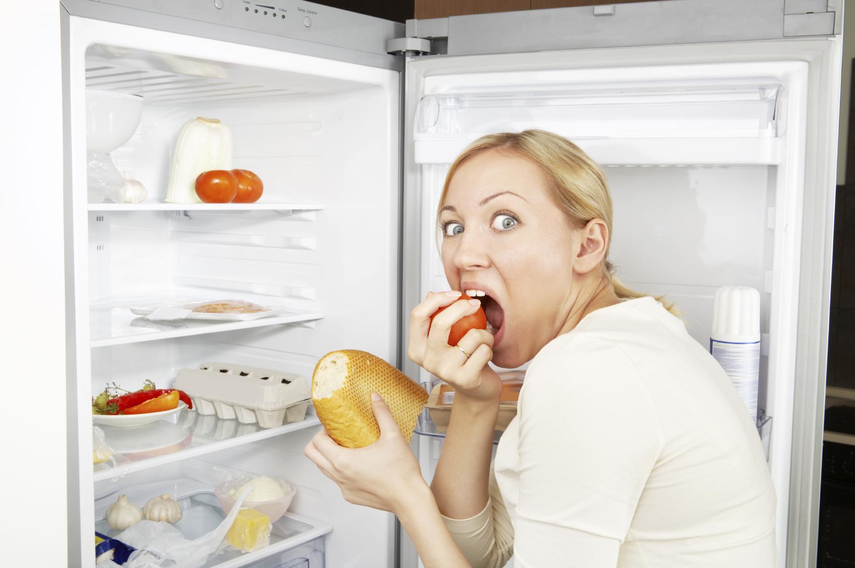 Расстройства приема пищи.