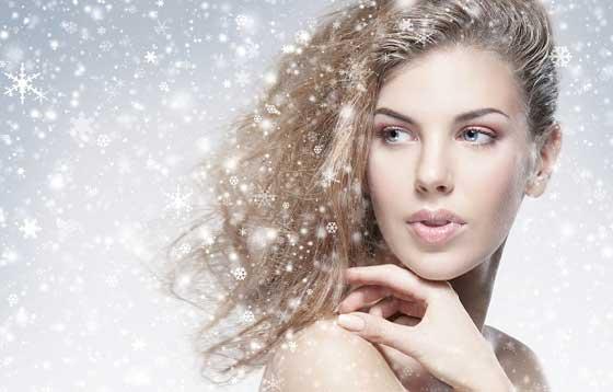Уход за волосами в зимнее время