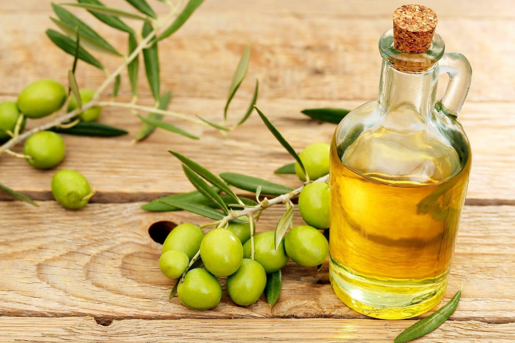 Всего 4 ложки оливкого масла прочистят артерии
