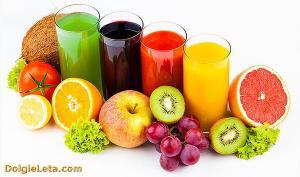 Эта комбинация соков — невероятно эффективная для снижения уровня холестерина