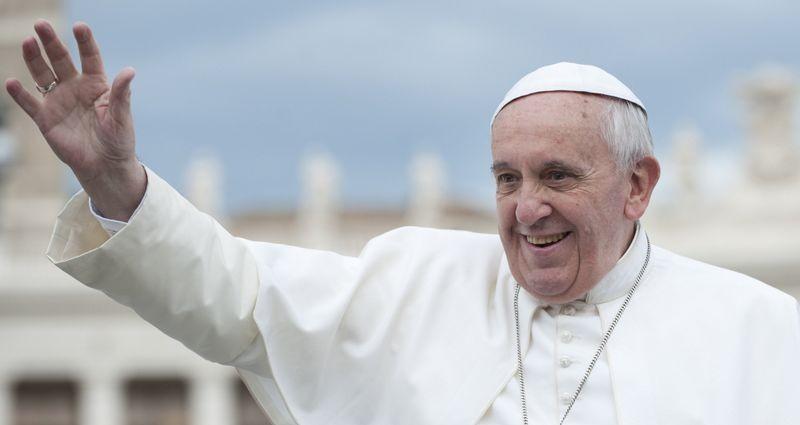 Папе Римскому присвоили ученую степень доктора медицины