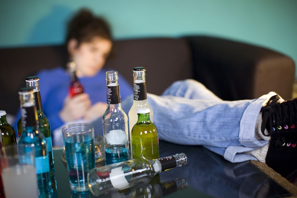 Алкоголь вызывает опасное для жизни учащение сердцебиения