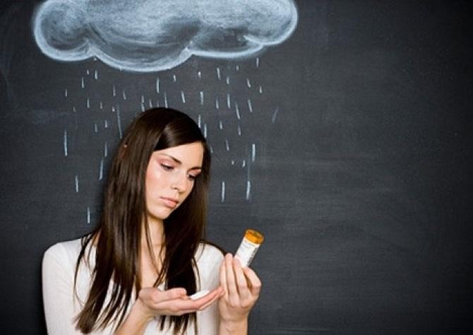 Зависимость от погоды: как пережить?