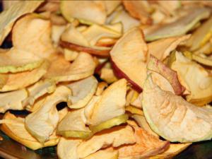 Целительные смеси из сушеных яблок для оздоровления сердца, щитовидки и укрепления иммунитета!