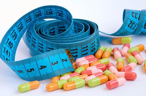 Худеем легко и полезно, используя таблетки