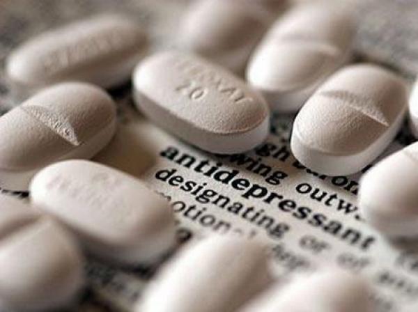 Антидепрессанты увеличивают риск сердечно-сосудистых заболеваний