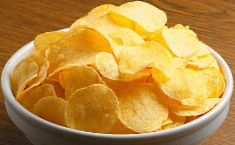 Картофельные чипсы опасны для сердца