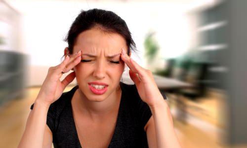 Если у вас возникла резкая головная боль