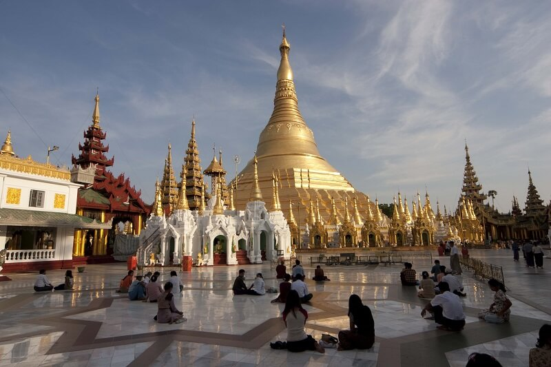 Завораживающий отдых в Мьянме