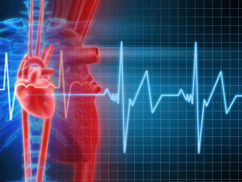 Причины обращения в кардиологический центр.