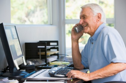 Работа пенсионерам