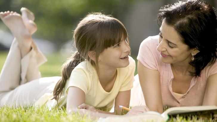Правильная организация отдыха для здоровья девочки