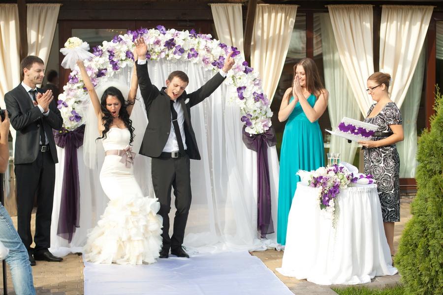 Что учесть при организации свадьбы