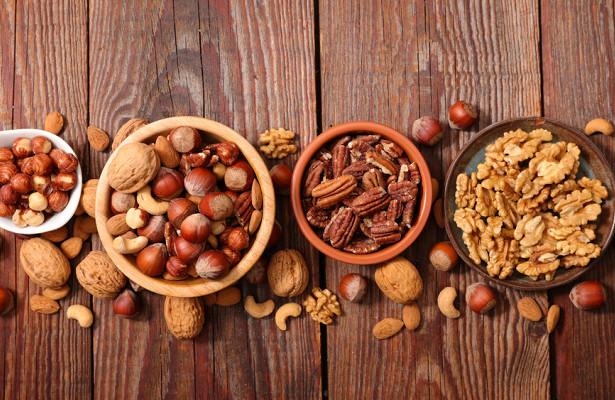 Орехи усиливают мозговую функцию