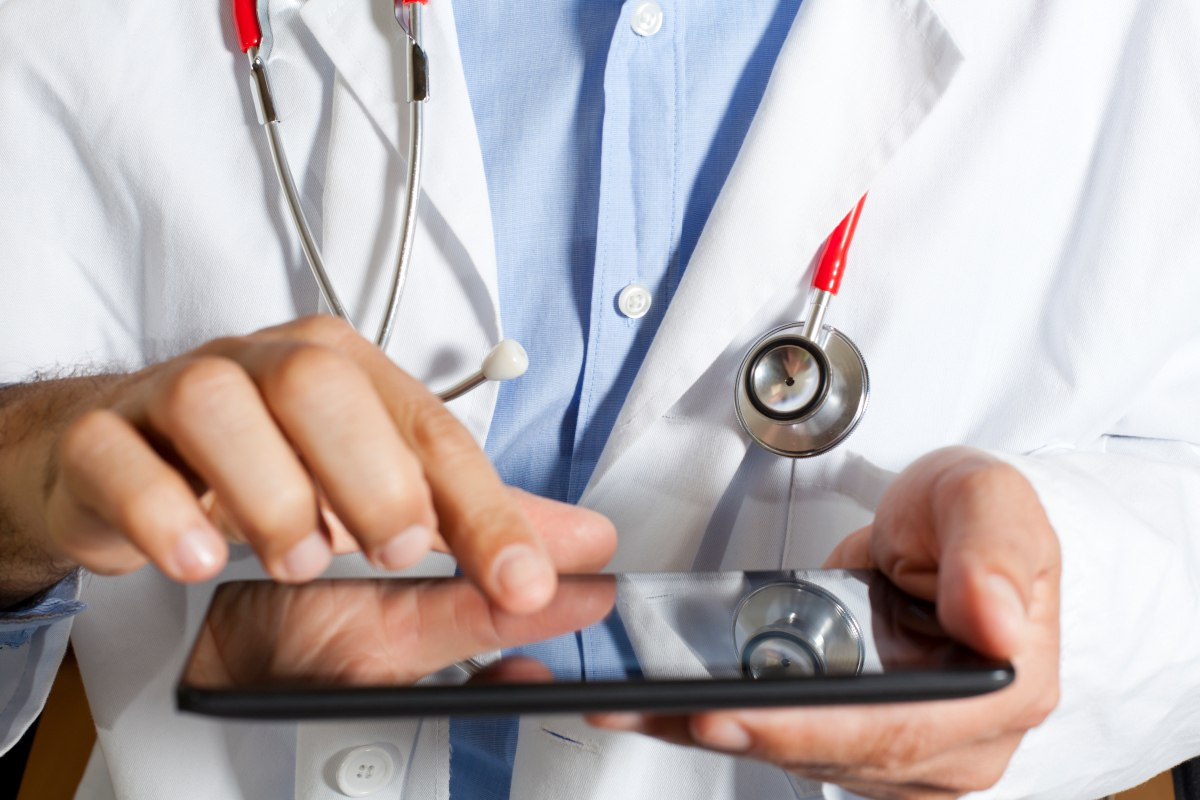 Квалифицированный врач: поиск в интернете со 100% положительным результатом