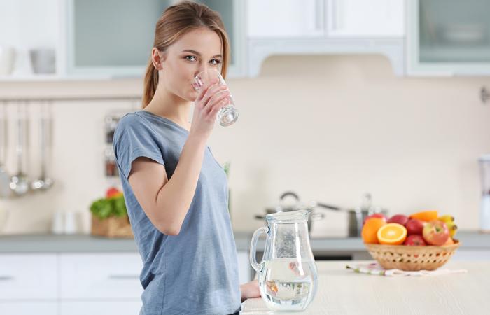 Особенности употребления воды вместе с едой