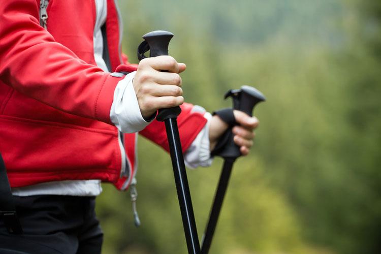 Скандинавская ходьба с палками: как правильно ходить и что она дает