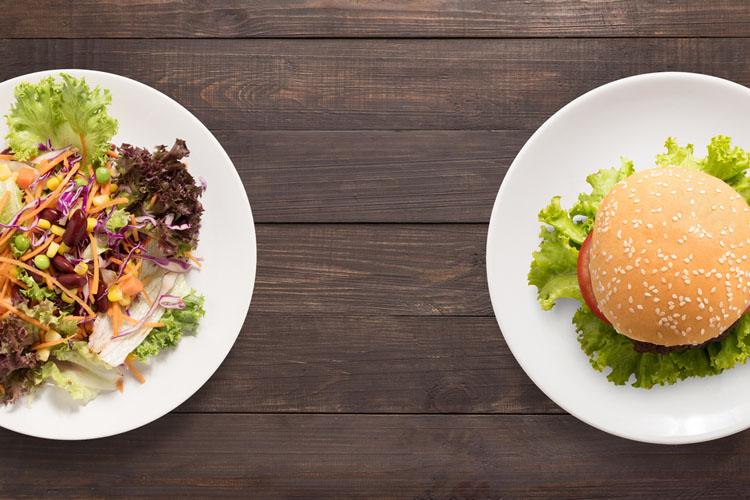 Вегетарианцы vs. мясоеды: вечный бой