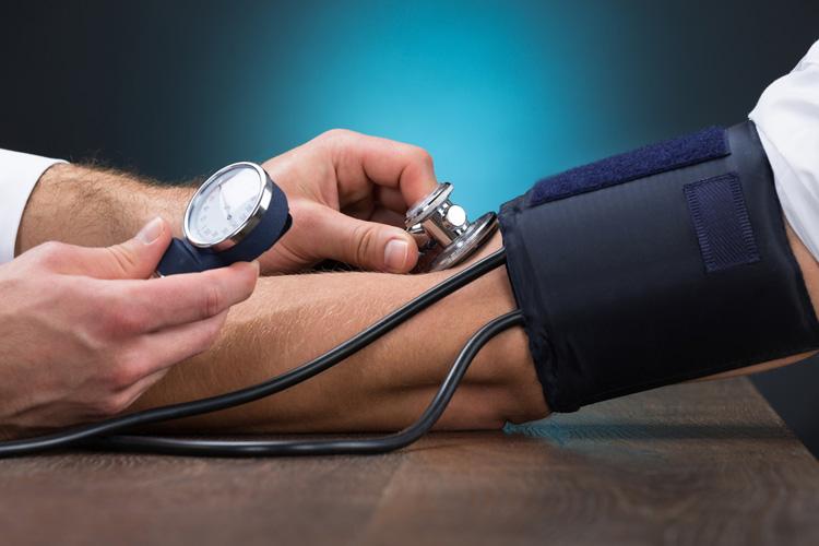 Какое нормальное артериальное давление для человека?