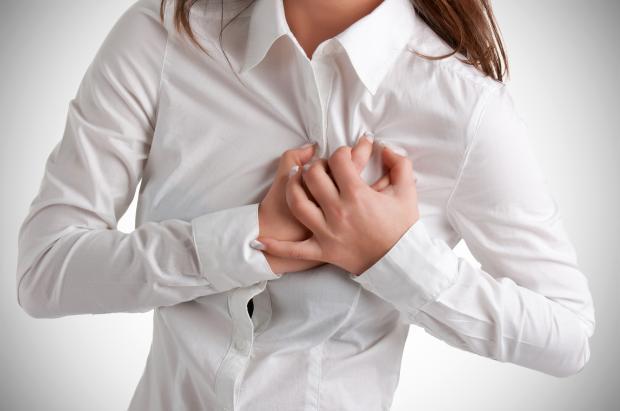 Врачи назвали первые симптомы заболеваний сердца
