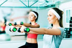 Силовые тренировки для поддержания формы и похудения