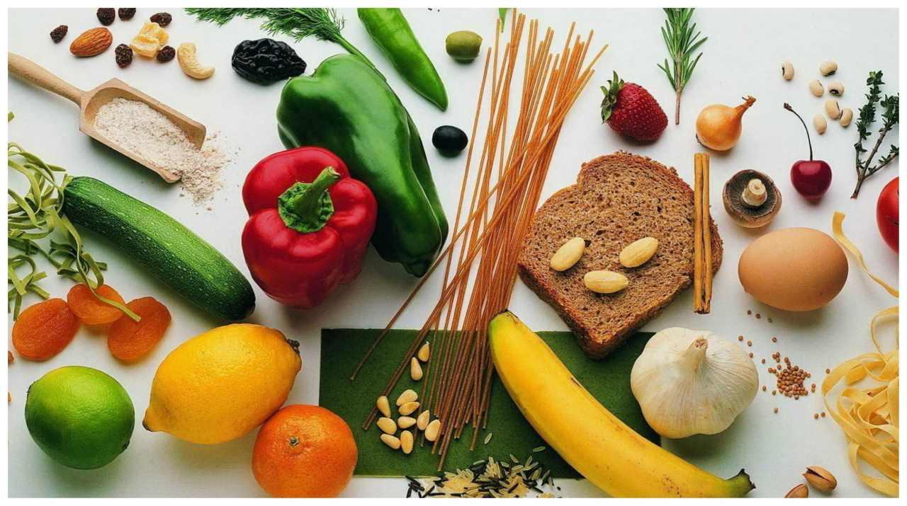 Продукты, важнейшие для правильного питания