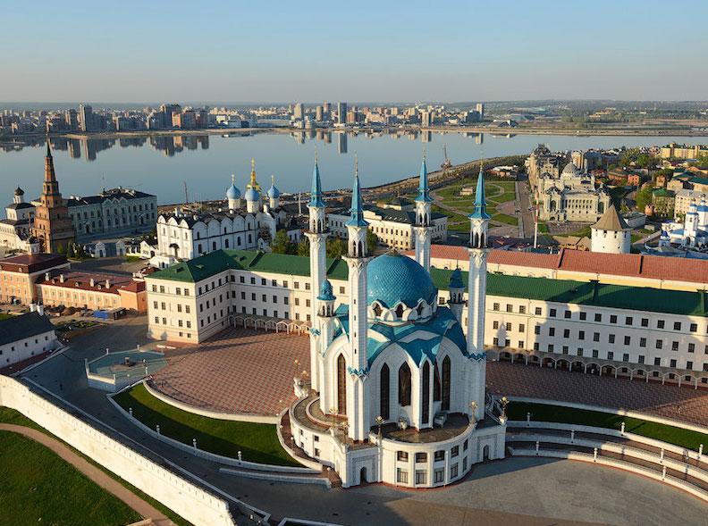 Путешествие по волжским городам: Астрахань