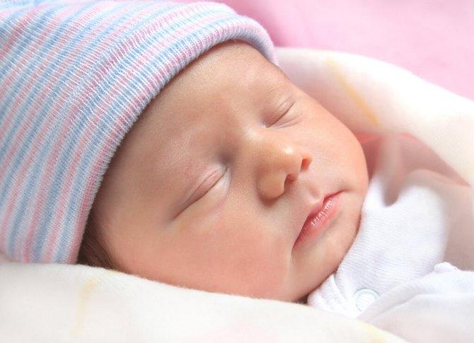 Распорядок дня ребенка в возрасте 1 месяц