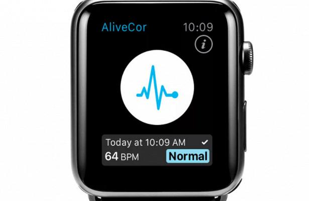 Для Apple Watch появился браслет, диагностирующий гиперкалиемию