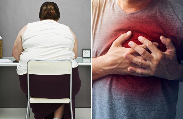 От ожирения до депрессии: последствия сидячего образа жизни