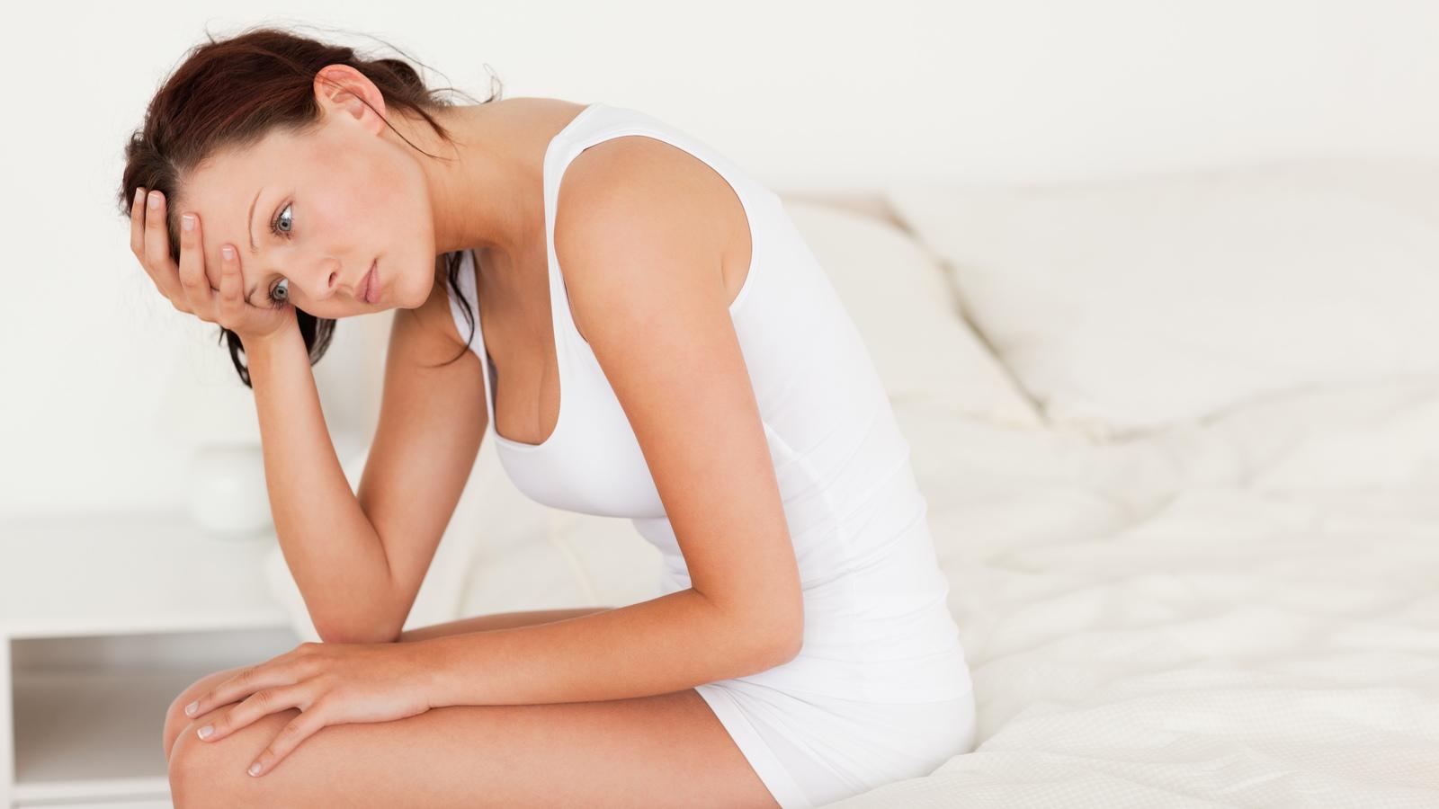 Возможные нарушения менструального цикла