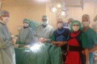 В Красноярске провели гибридную операцию при тяжёлом пороке сердца
