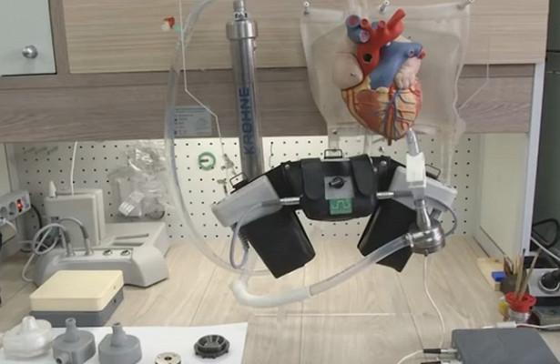 Насос из титана вместо сердечного клапана предлагают ученые