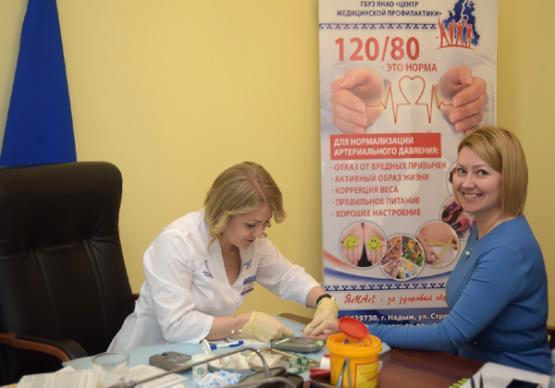 Молодежь Ямала обучат первой помощи при инфаркте и инсульте