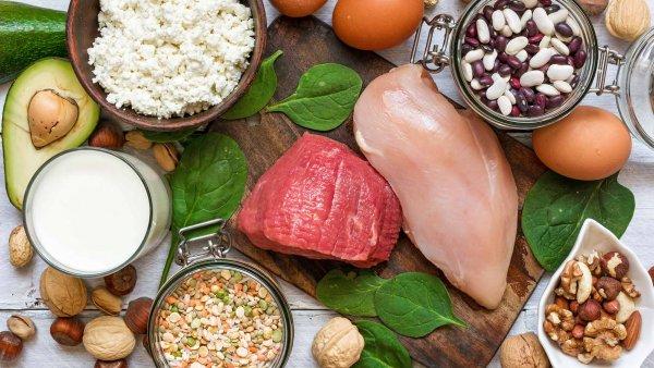 Всего 70 граммов белка в день способны продлить жизнь людям с сердечной недостаточностью