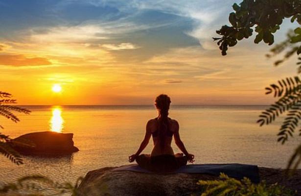 Одного часа медитации достаточно для укрепления сердца
