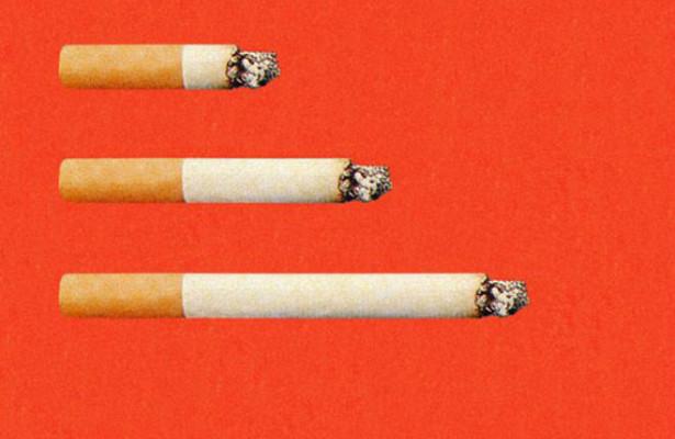 Как табак поражает сердце